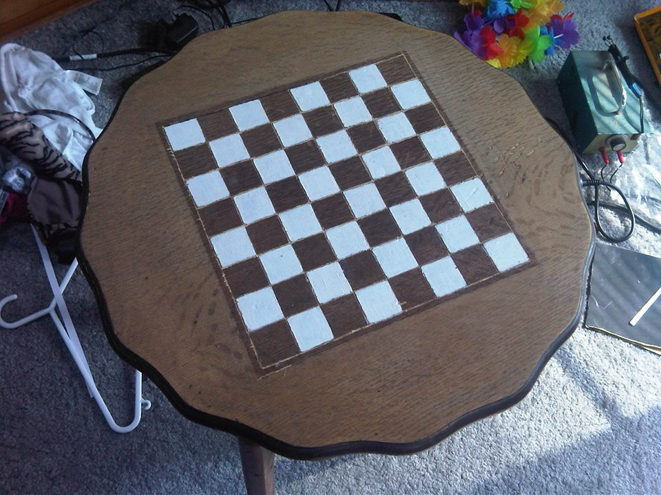 Chess board - stage 1