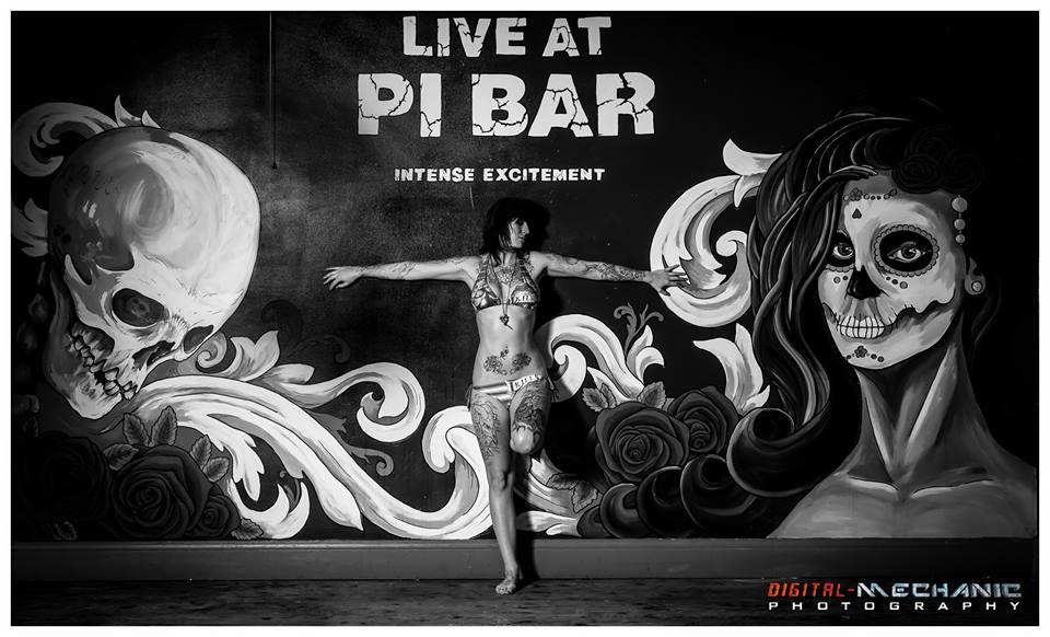 Mural - Pi Bar Leicster